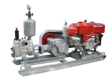 Mechanical Piston Grouting Pump