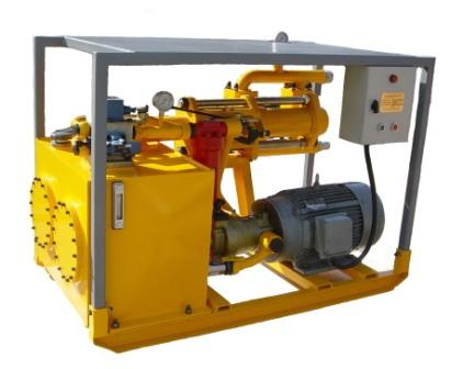 Full Hydraulic Grout Pump