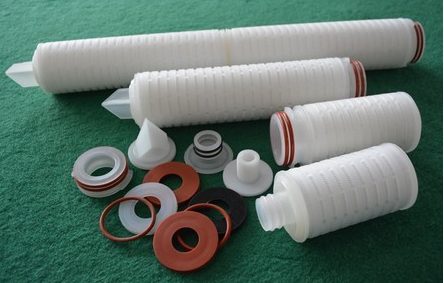 Newest PP pleated filter cartridge