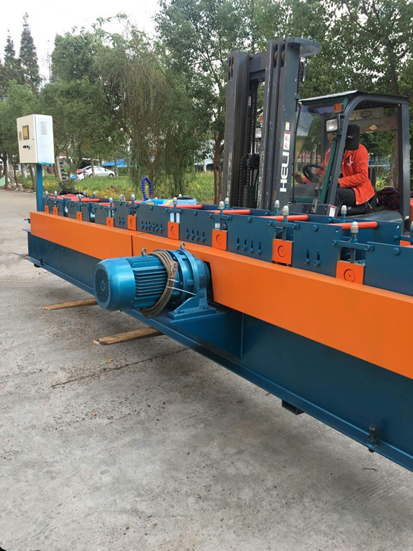 Flat Oval Duct Machine 50*20mm 70*20mm