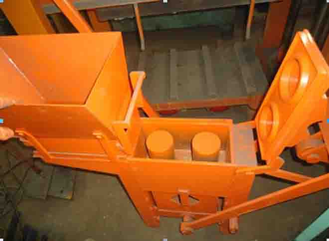 clay interlocking brick machine