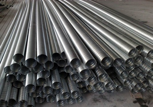 Post Tension Steel Duct